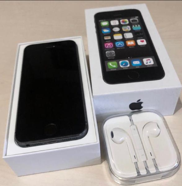 Apple iphone 5s 16gb - gris espacial - libre