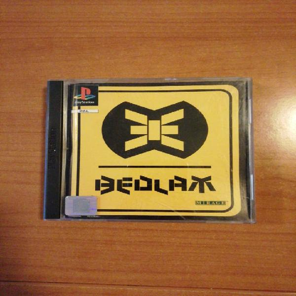 Bedlam. ps1. psx. playstation.