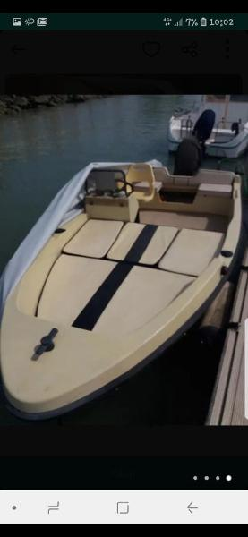Barco río 450