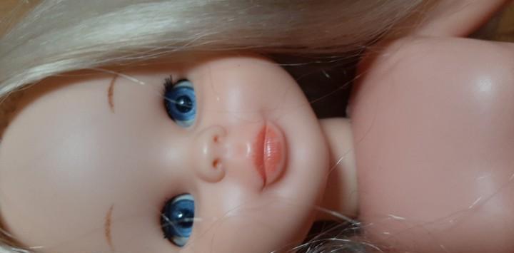 Belleza nancy articulada del 70