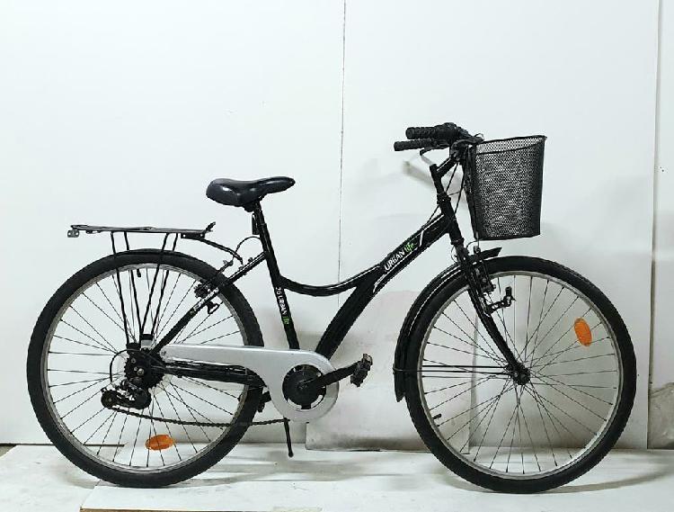 Bicicleta paseo adulto