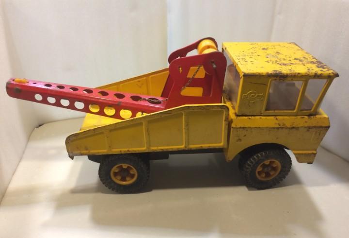 Camion grua sanson de rico - grande