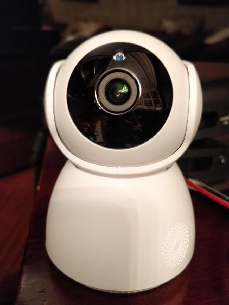 Cámara wifi 360° 1080p hd