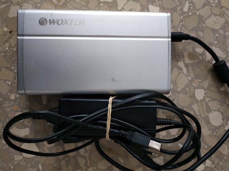 Disco duro externo multimedia 200 gb 3. 5