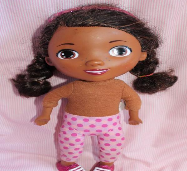 Doctora juguetes dottie disney con cuerpo blando, 30cm-