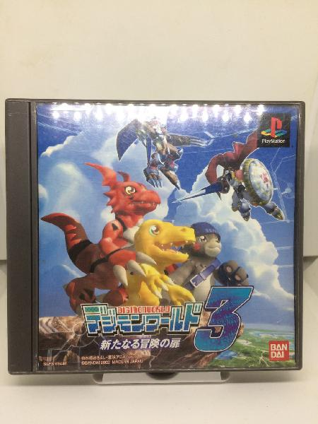 Digimon world 3 ps1 playstation psx
