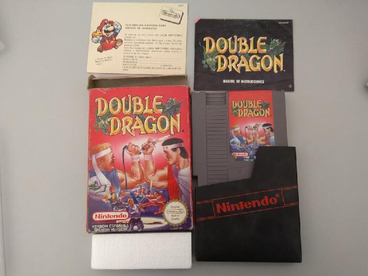 Double dragon - nes