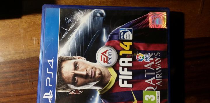 Fifa 14 ps4 playstation 4 play station 4