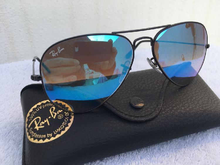 Gafas de sol rayban aviador original nueva