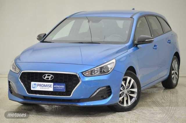 Hyundai i30 crdi 1.6 go de 2019 con 10.000 km por 17.290