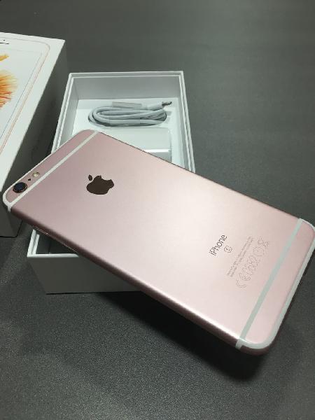 Iphone 6s plus 64 gb rosa gold