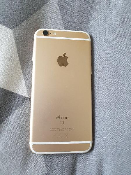Iphone 6s plus gold 64g