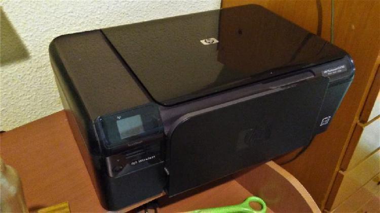 Impresora multifunción hp photosmart c4780 (wi-fi)