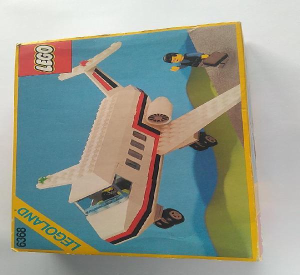 Lego ref 6368 caja vacía. tal cual fotos