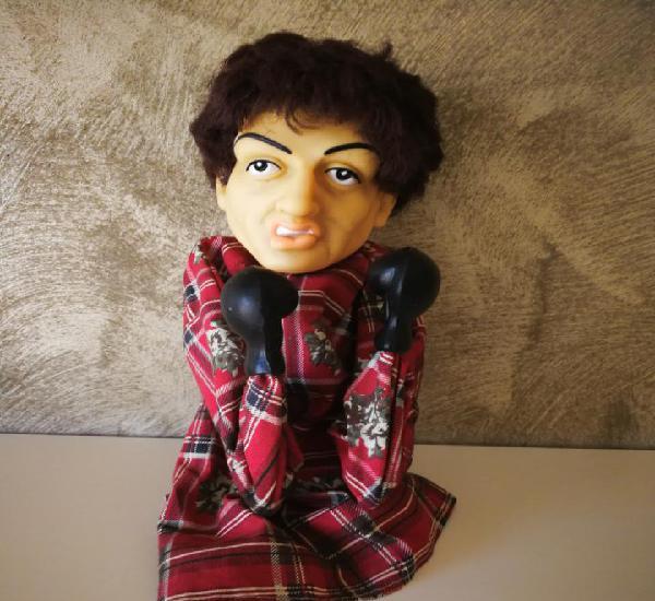 Marioneta boxeadora rocky balboa silvester stallone