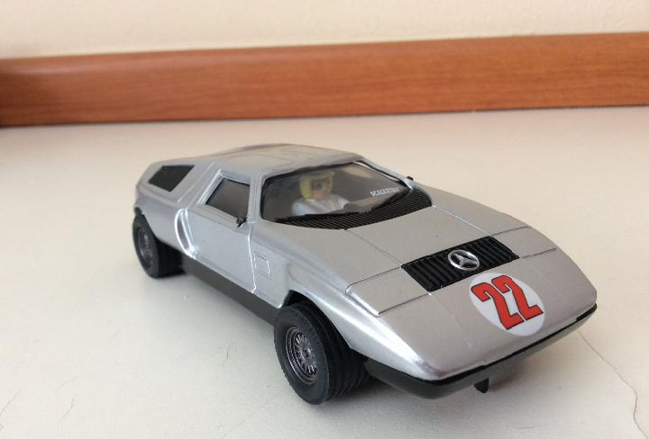 Mercedes c111 altaya