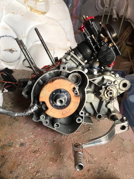Motor derbi €3