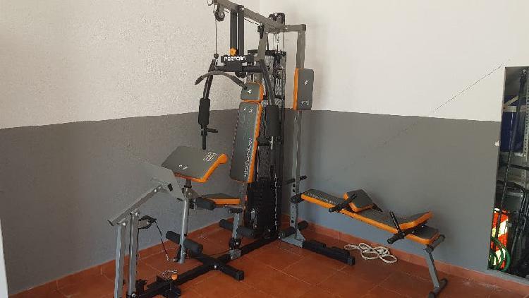 Máquina multifuncion