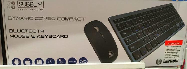 Nuevo precintado teclado subblim keyboard pure