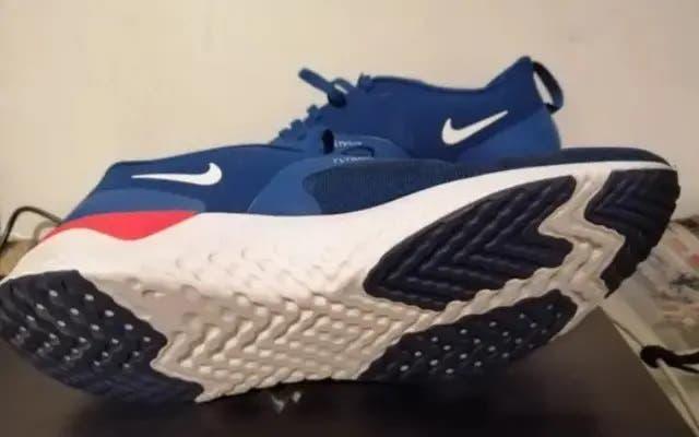 Nike odyssey react flyknit