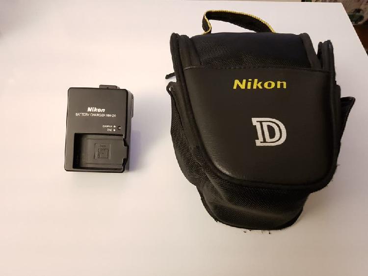 Nikon d3100 + accesorios