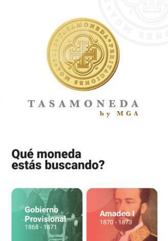 Nueva app para conocer el valor de tus pesetas antiguas