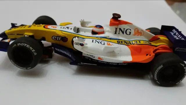 R28 f1 ing scalextric 1/43