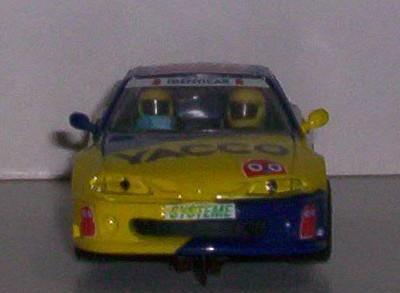 Renault megane yacco