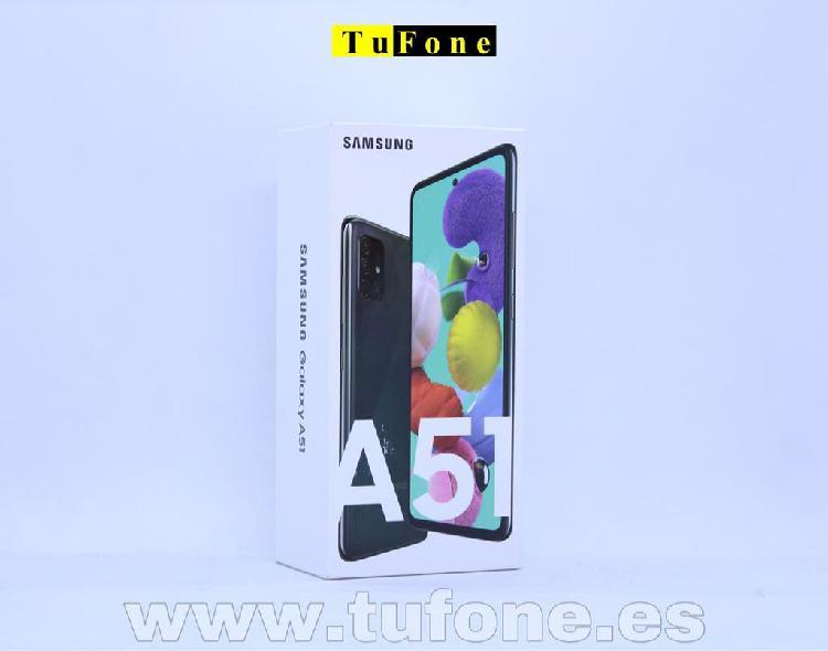 Samsung galaxy a51 128gb precintado (tienda)