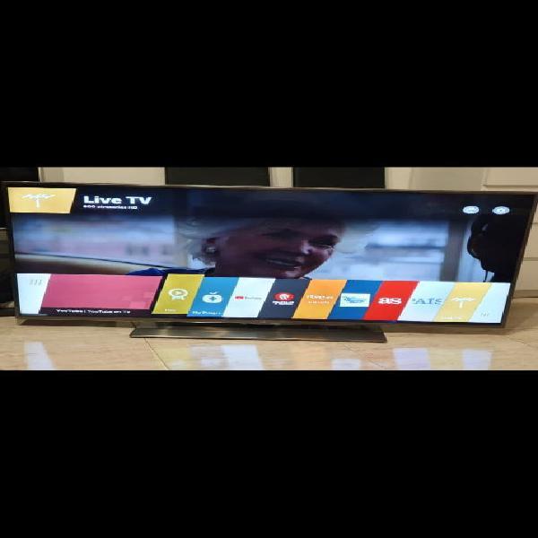 """Smart tv wifi lg 3d 55"""" led"""