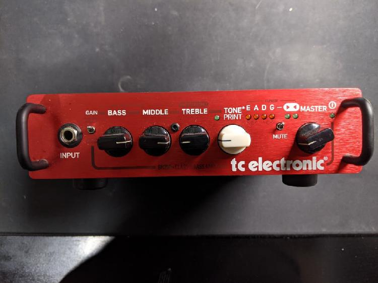 Tc electronic bh250 + switch-3