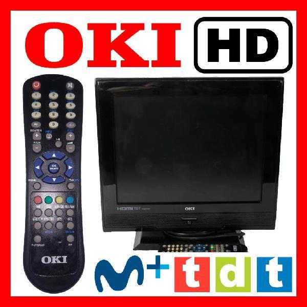 Televisor oki 15'' hd