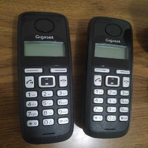 Teléfono inalámbrico gigaset a220 dúo