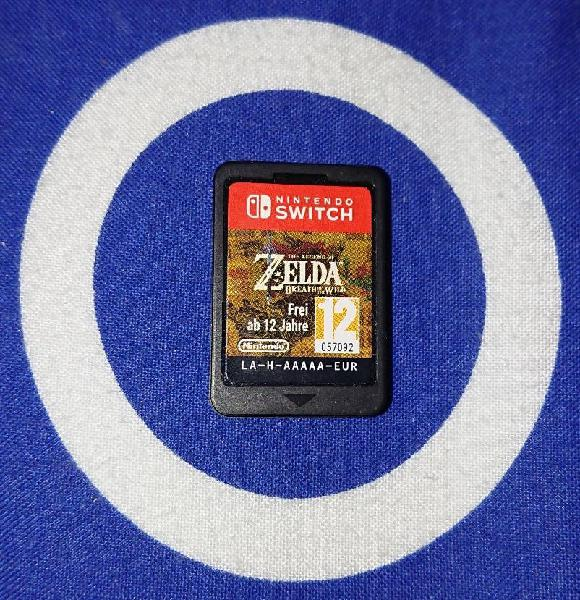 The legend of zelda - breath of the wild nsw