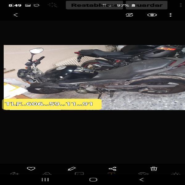 Yamaha xj6 2014 --2015--58 mil quilómetros llamar