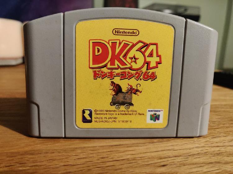 Donkey kong 64 - jap