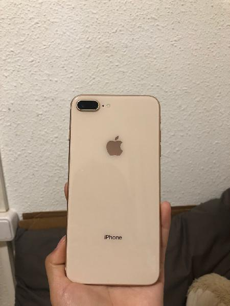 Iphone 8 plus rosa gold 64gb