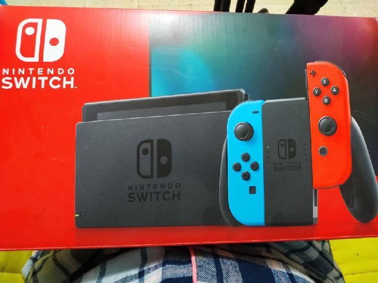 Nintendo switch nueva