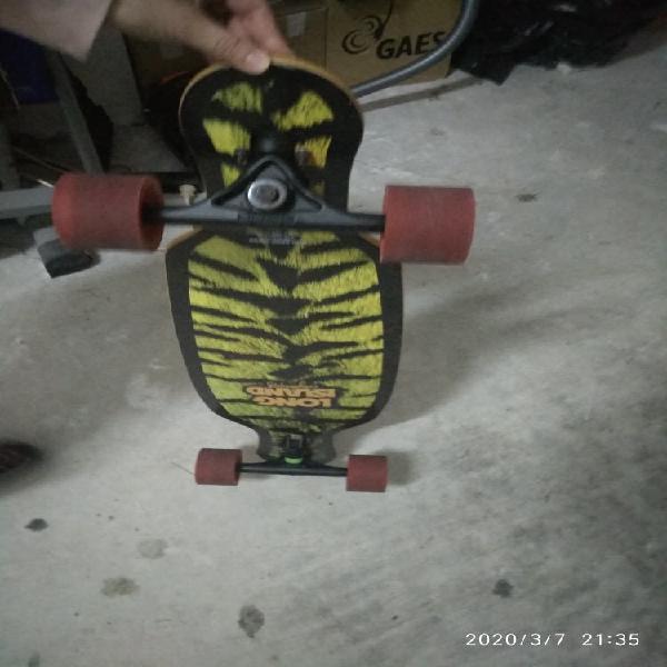Skate longboard pro