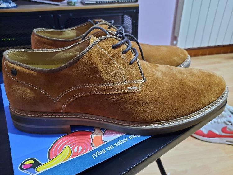 Zapatos casual base london talla 46