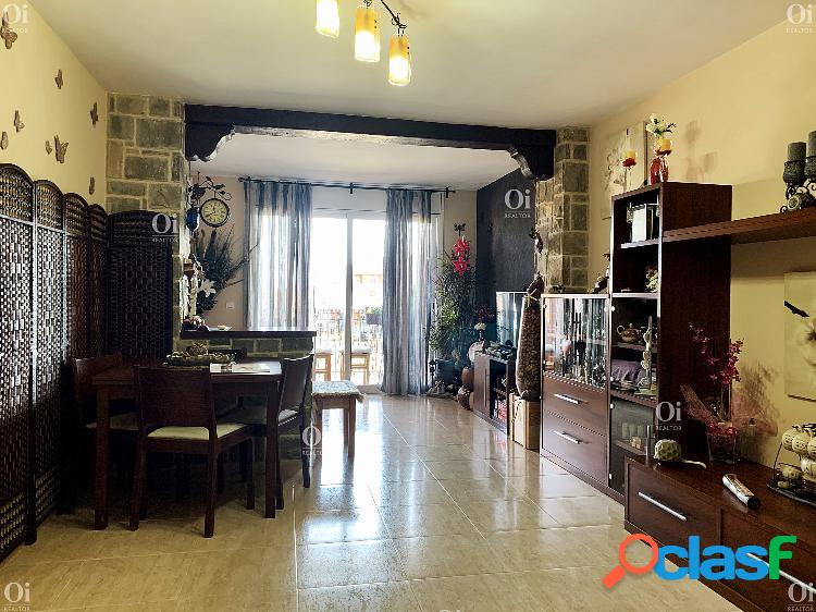 Encantador piso en venta en palafolls, barcelona