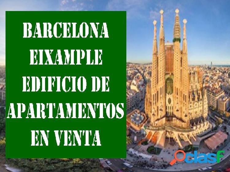 Barcelona. finca de apartamentos turísticos. en perfecto estado.