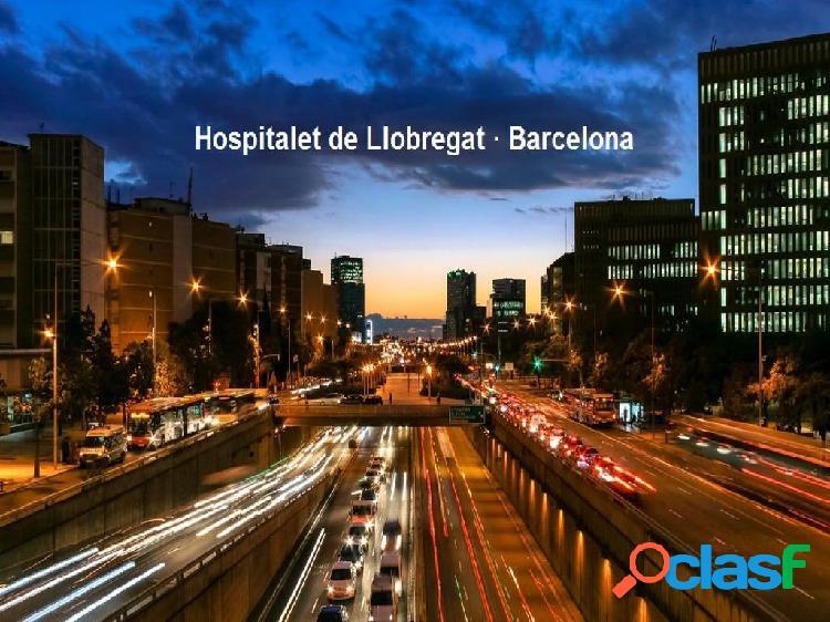 Inversión edificio de apartamentos turísticos en hospitalet · barcelona