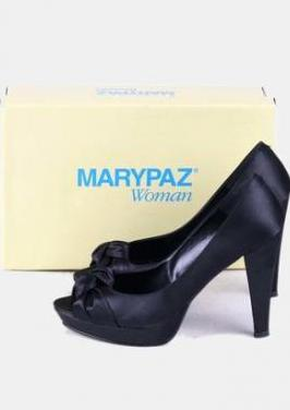 2 zapatos tacon y cuña marypaz -t:36