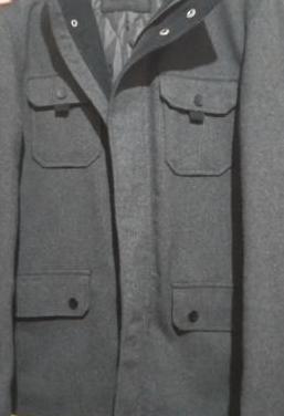 Abrigo corto de caballero, muy elegante