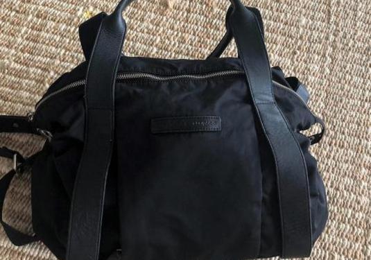 Bolso de nylon storksak bugaboo negro