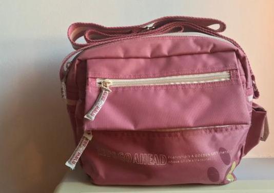 Bolso rosa palo. kulumalu