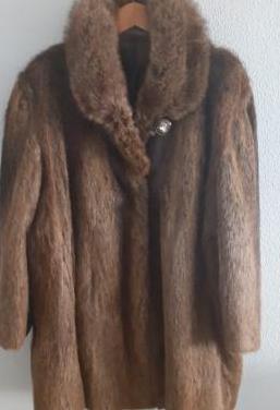 Chaqueton de lomos de nutria