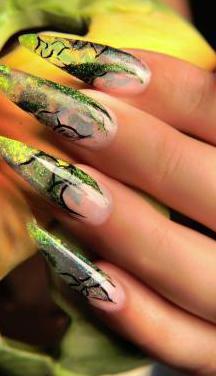 Curso uñas decoraciones 3d