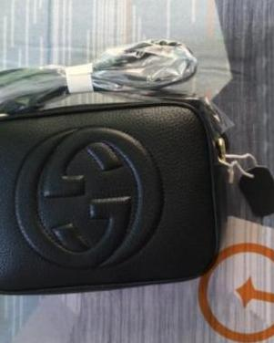Gucci soho - bolso de piel para mujer